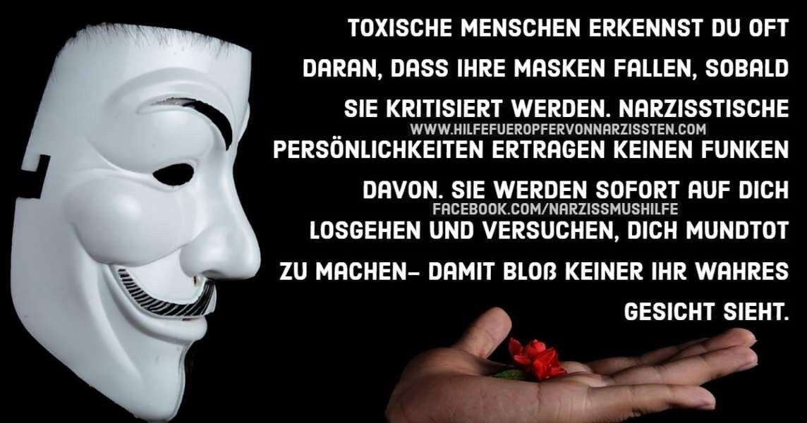 Was Sind Toxische Menschen