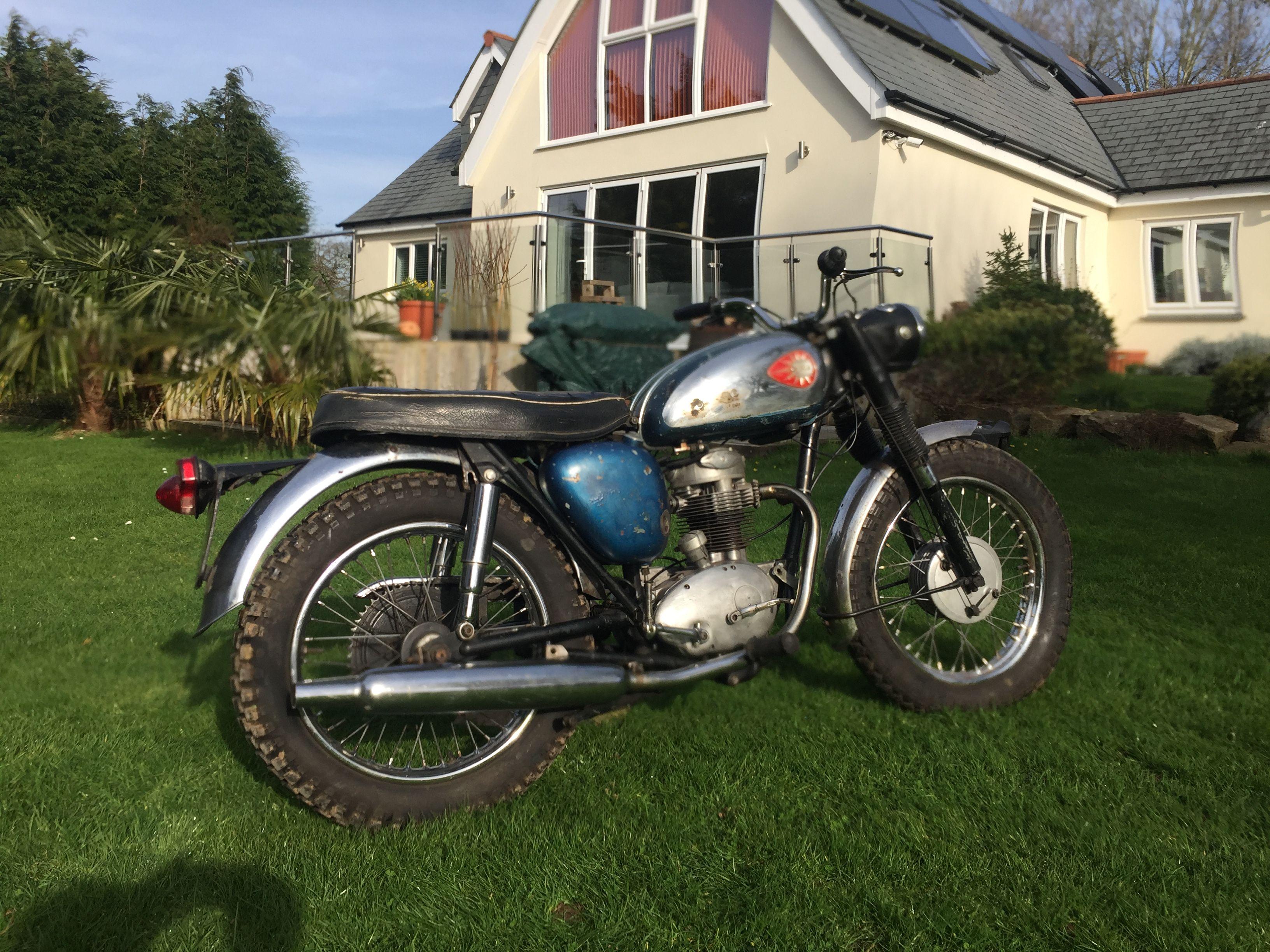 Pin On Bsa Motorcycle