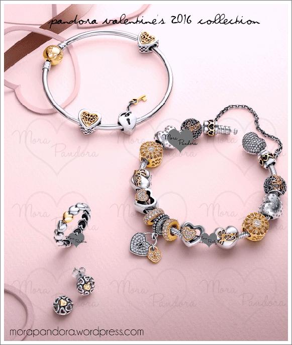 fbf8793c1 Pandora Valentine's Day 2016 Collection Preview | Pandora Jewelry ...