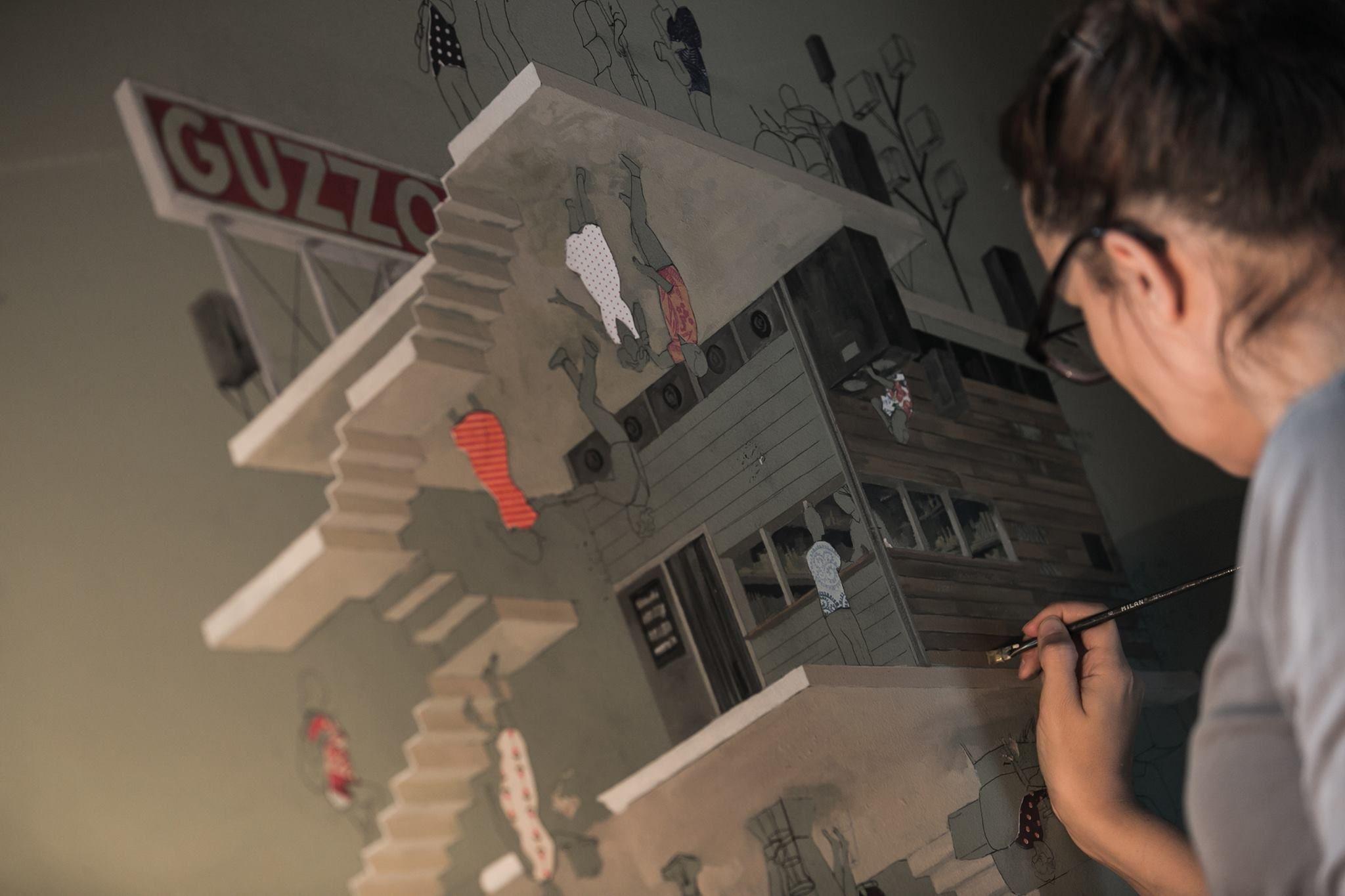 Surreal Paintings Of Dreams By Cinta Vidal.