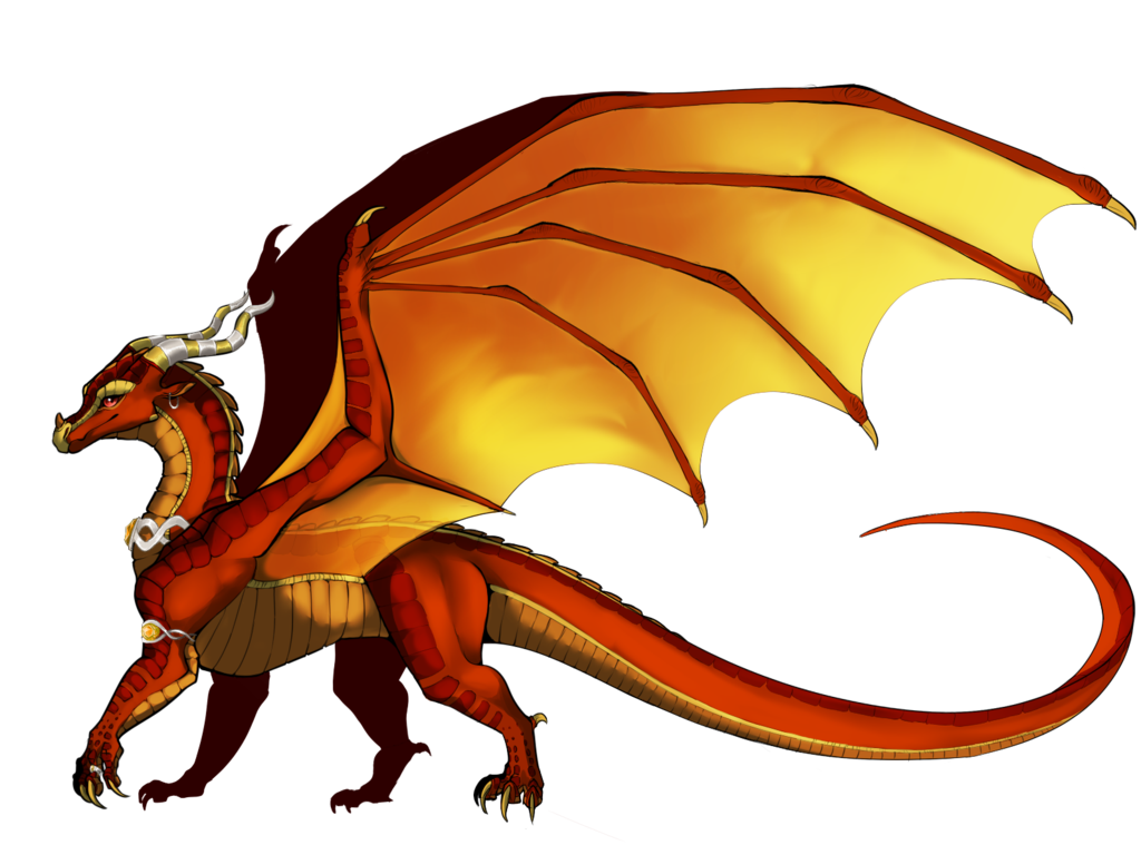 Harpy A Skywing Trader Wings Of Fire Dragons Wings Of Fire Fire Dragon