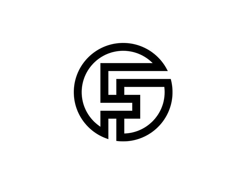 Letter F Exploration Concept 02 Unused For Sale Monogram Logo Design Letter F Cool Lettering
