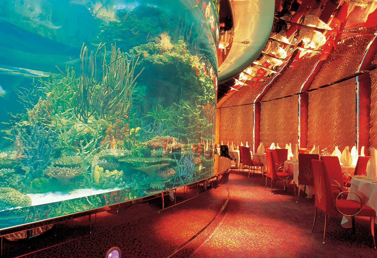 burj al arab underwater room wwwimgkidcom the image