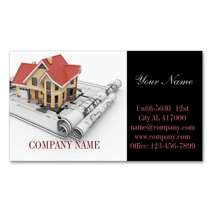 Renovation Home Remodeling Contractor Construction Business Card Zazzle Com Construction Business Cards Home Remodeling Contractors Remodeling Contractors