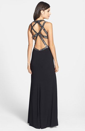 Check out this fabulous back - great for prom or weddings! | Want ...