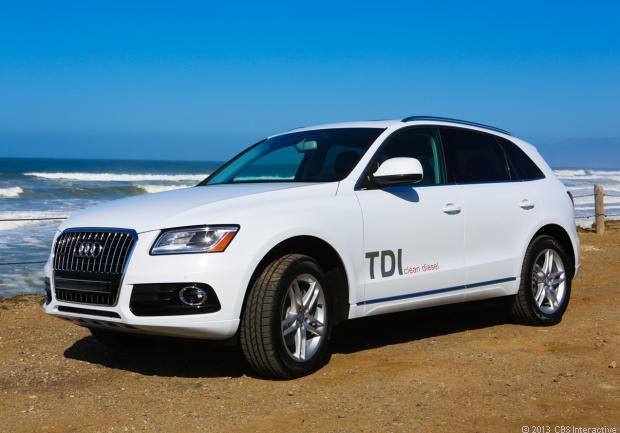 Audi Q5 Shows Tdi Efficiency Electronic Excellence Audi Q5 Tdi Audi Audi Q5