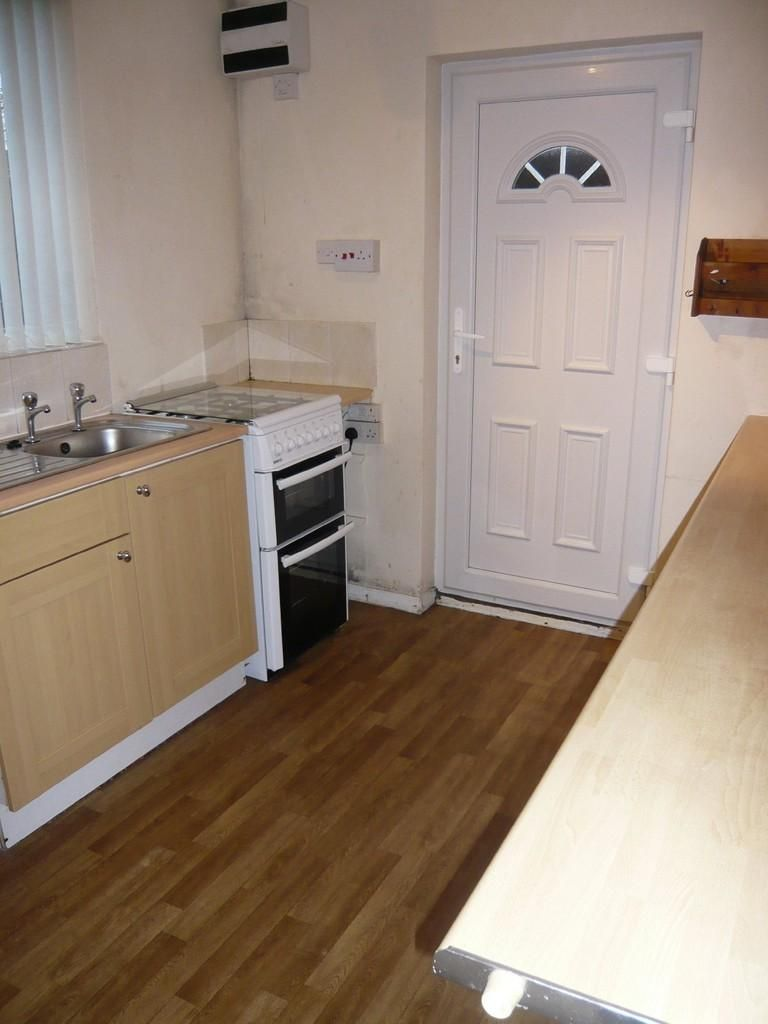 2 bedroom ground floor flat to rent horsendale avenue, nuthall, ng16