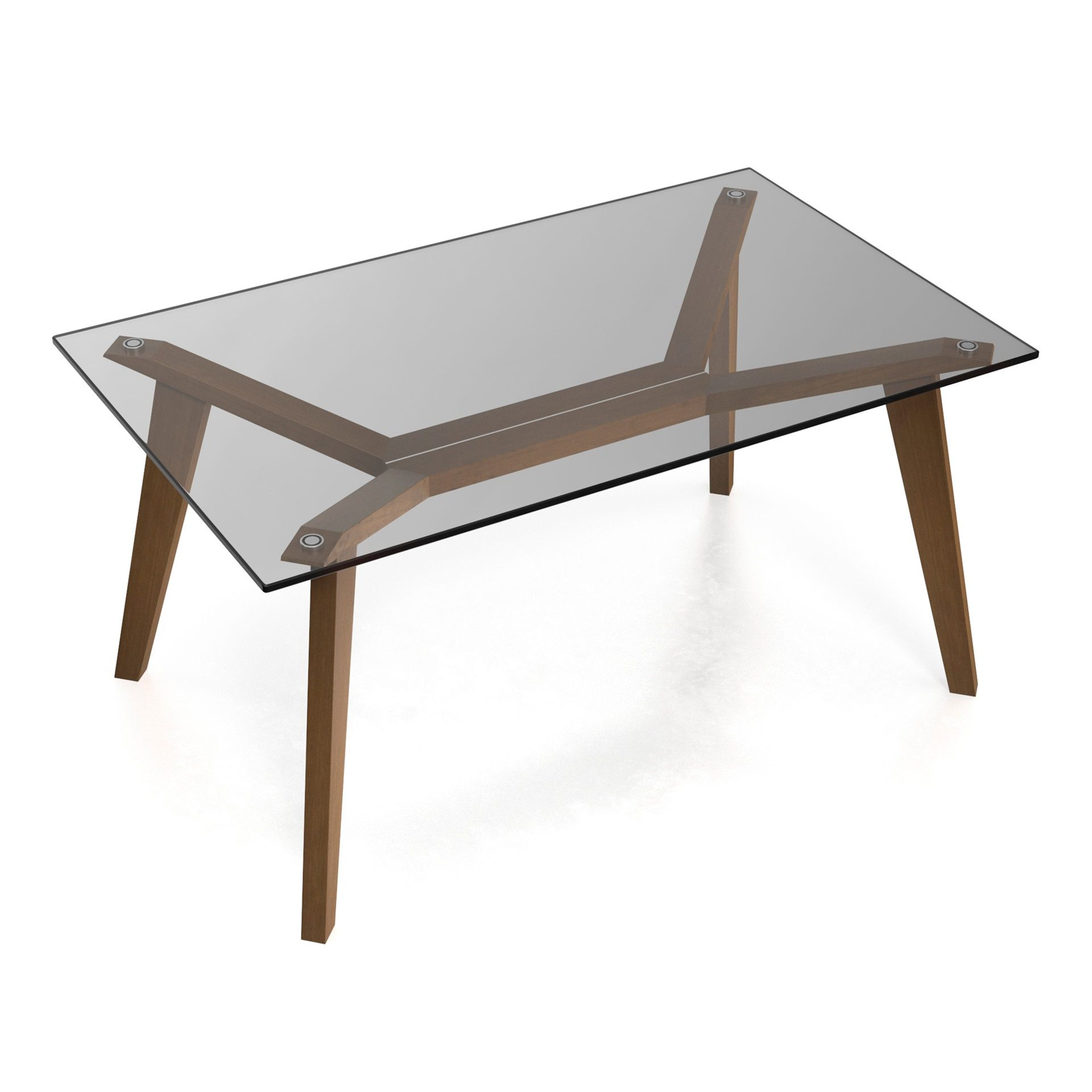 Asta Glass Dining Table In 2021 Glass Dining Table Midcentury Modern Dining Table Wood Dining Table [ 1920 x 1920 Pixel ]
