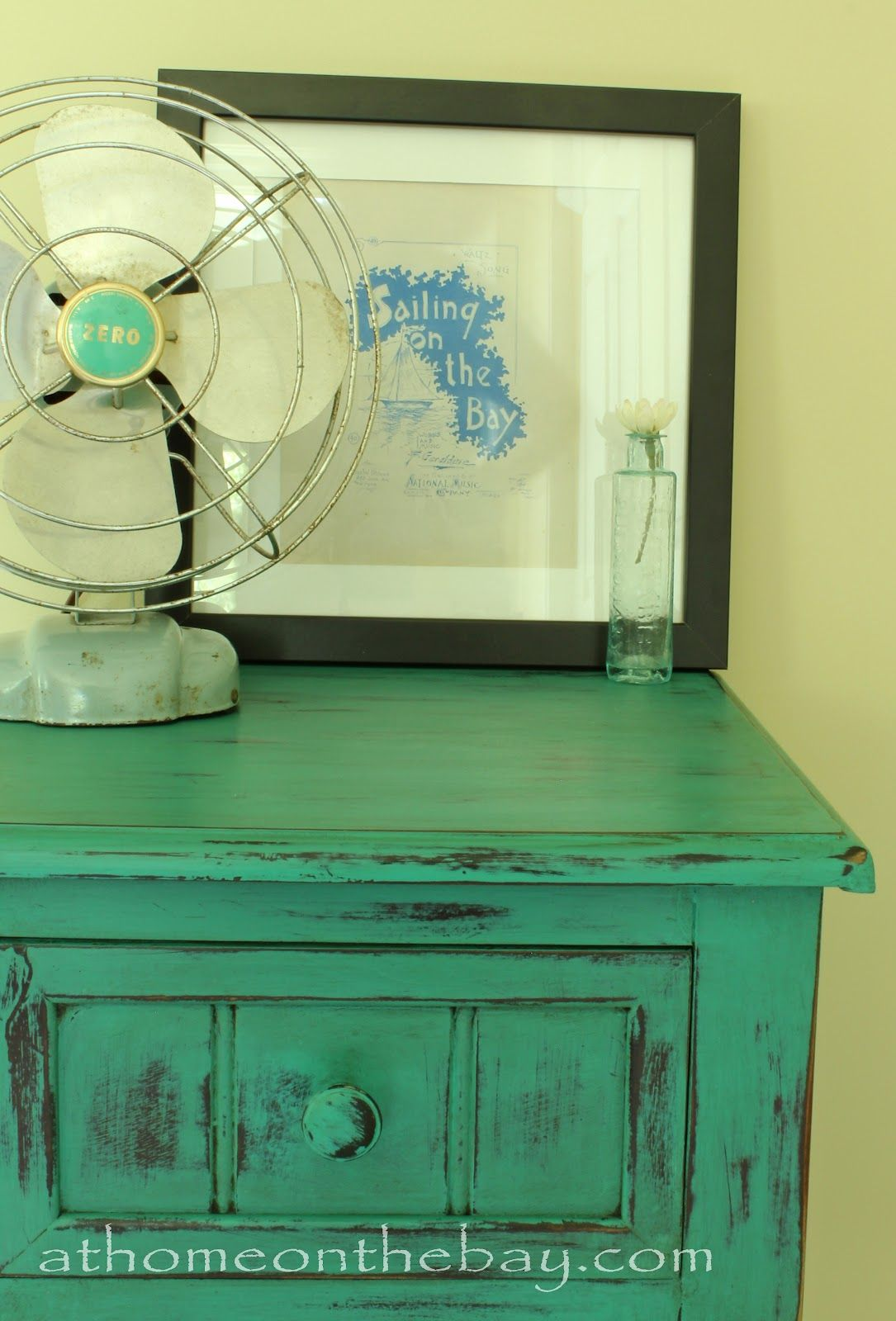 annie sloan painted furniture | Table Painted with Annie Sloan Chalk Paint – Florence