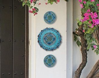 bathroom wall decor ceramic tile moroccan decor moroccan wall art
