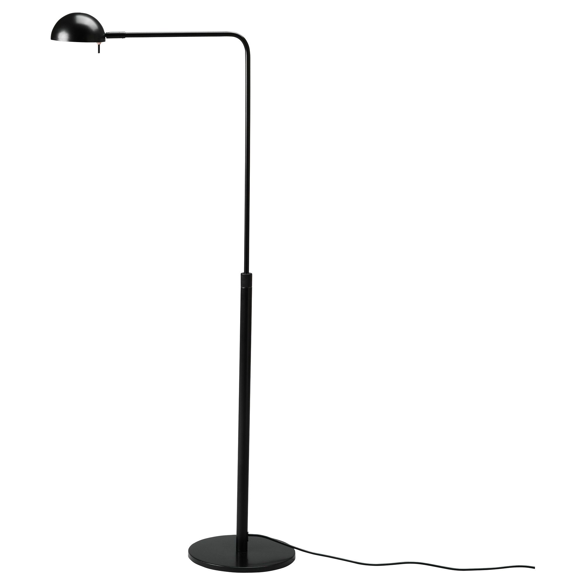 Ikea Reading Lamp Ikea 365 Brasa Floor Reading Lamp Black Ikea Current
