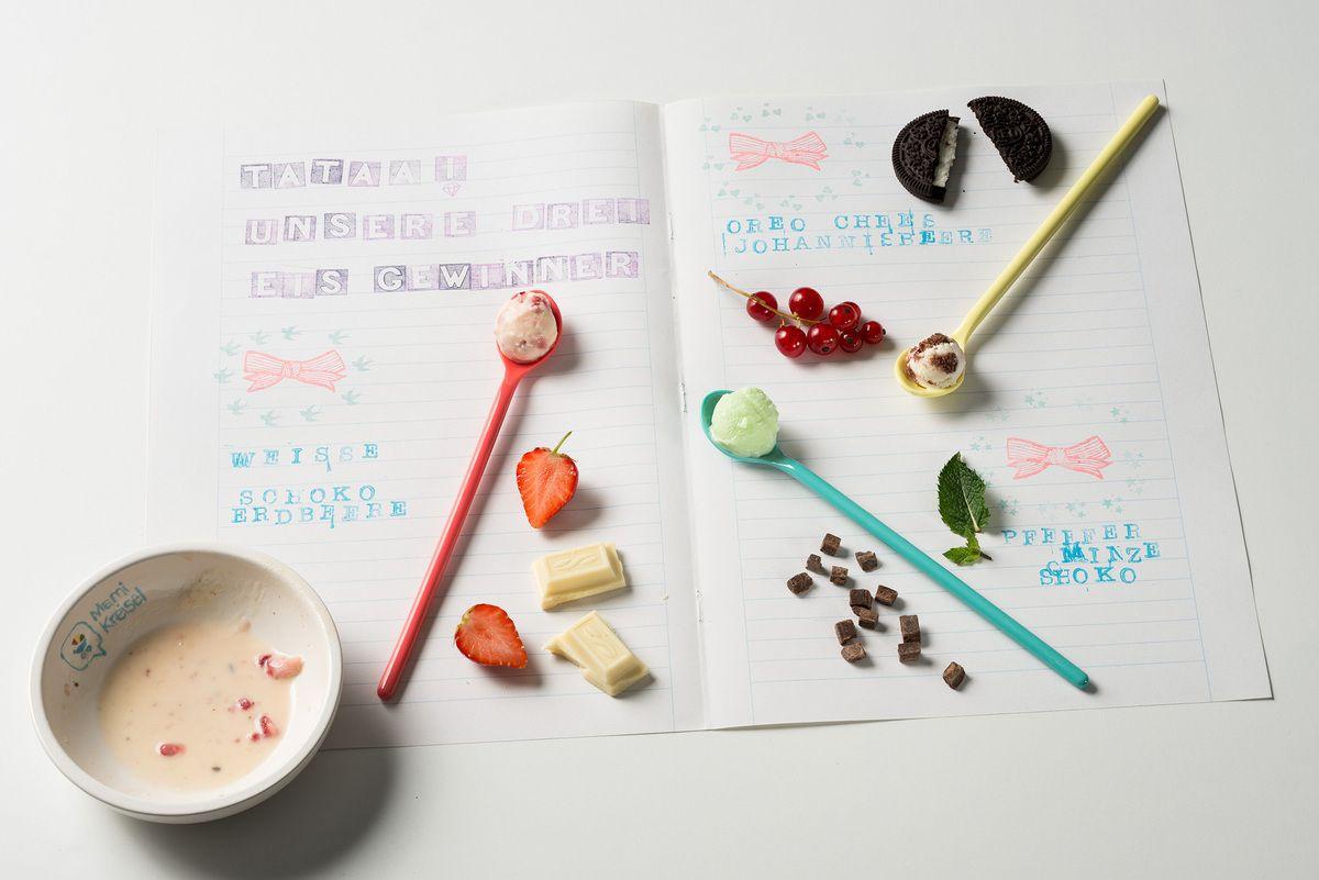Eis Eis Baby  Leckere Eis-Rezepte von Mamis für Mamis findest du auf www.mamikreisel.de