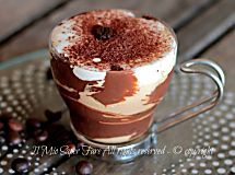 Spumone Al Caffe Ricette Vegetariane E Non Pinterest Nutella