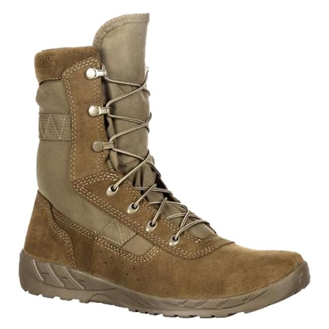Men S Rocky C7 Trainer Boots Tactical Gear Superstore In 2020 Boots Combat Boots Military Combat Boots