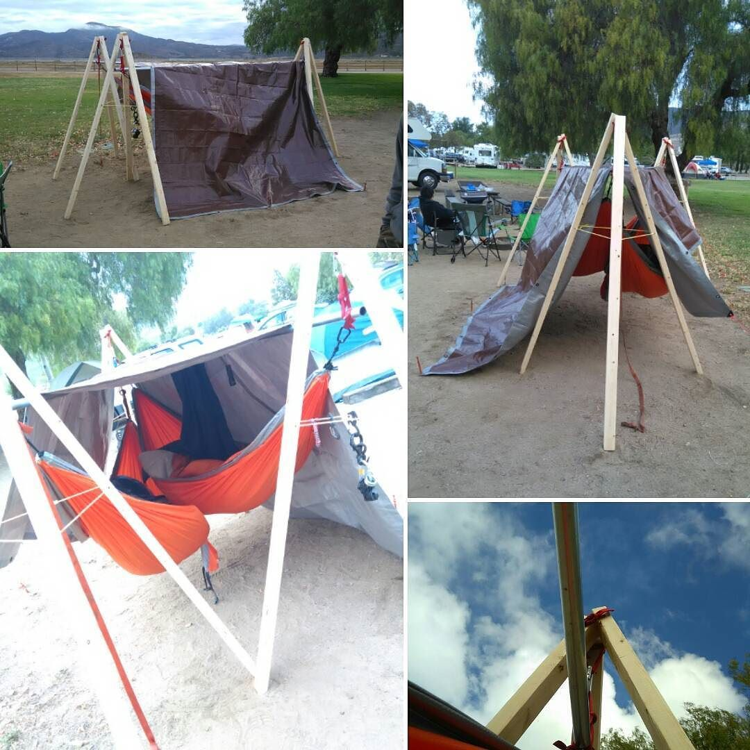 Hammock stand maiden voyage a complete success hammocklife