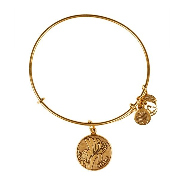 Pulsera con Charm Hermana | Alex and Ani