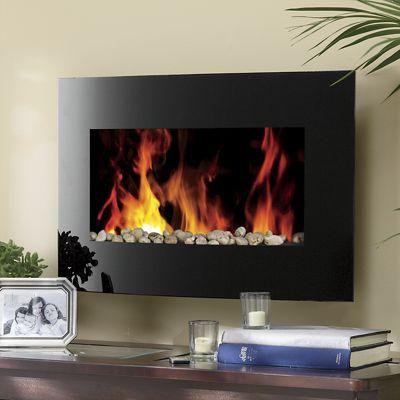 Electric Wall Fireplace Livingroom Skyridge