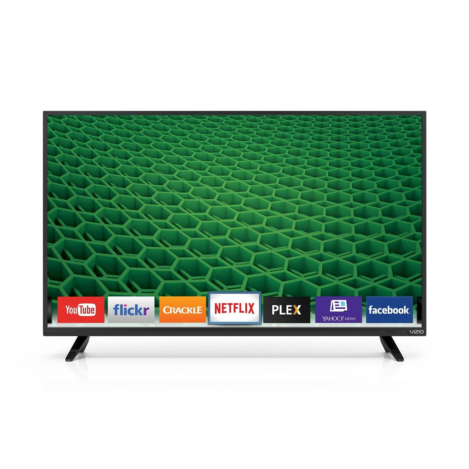Vizio D40d1 Dseries 40 Class 1080p 120hz Full Array Led Smart Tv Black Certified Refurbished Want Additional Info Click On Th With Images Smart Tv Video Services Vizio