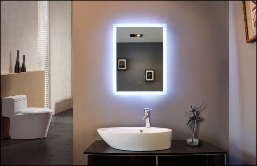 Bathroom Design Ideas B&q | Bathroom mirror lights ...