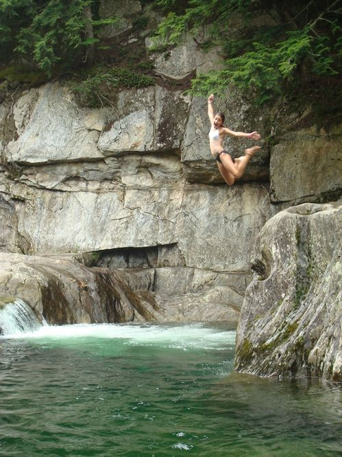 Agree, very First visit to nude swimming hole