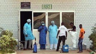 Disso Voce Sabia?: Ébola continua incontrolável na Guiné-Conacri