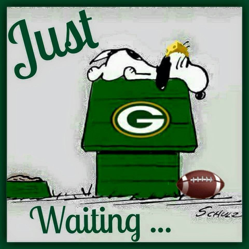 Waiting For Packer Season Green Bay Packers Green Bay Packers Baby