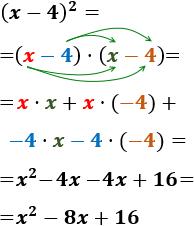 Calculamos El Producto X 4 X 4 X 2 8x 16 Polinomios Matematicas Interactivas Blog De Matematicas