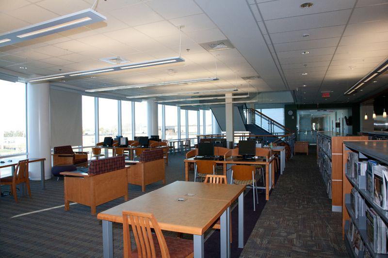 Northern Virginia Community College NOVA Loudoun Campus Library