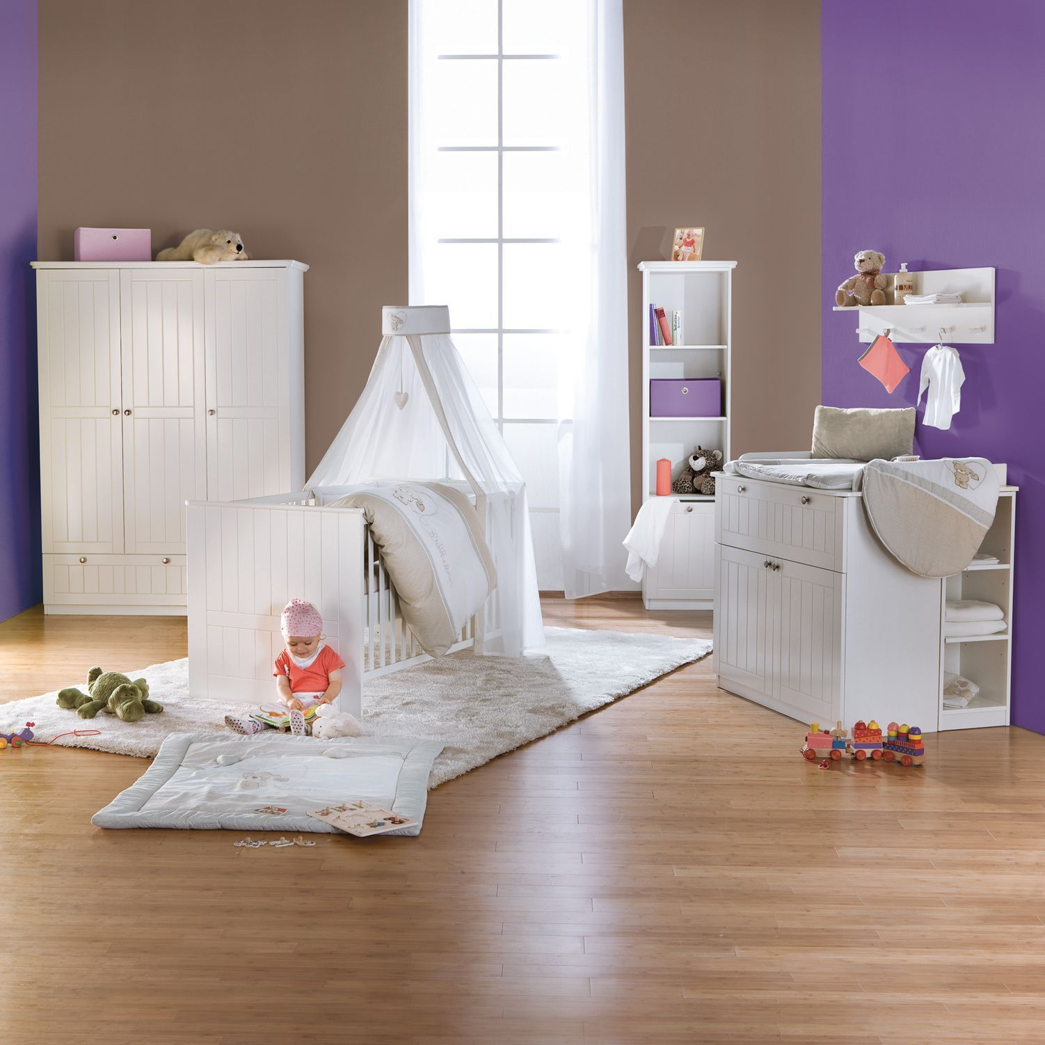 Sparset Dreamworld 2 3 Teilig Babybett Kinderzimmer Kinder