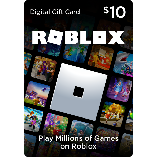 Roblox Wii U Edition Roblox Game Ecard 10 Digital Download Walmart Com In 2020 Roblox Gifts Digital Gift Card Gift Card Generator