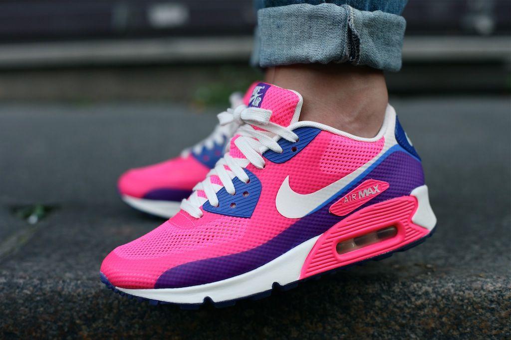 Nike Air Max Rosa Lila