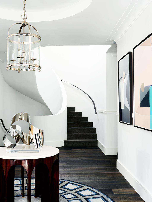 Sydney Art Deco Home By Interior Designer Greg Natale | Three floor ...