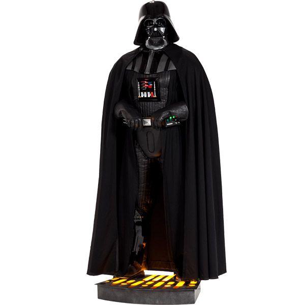 Darth Vader Life Size Figure Darth Vader Star Wars Collection Star Wars