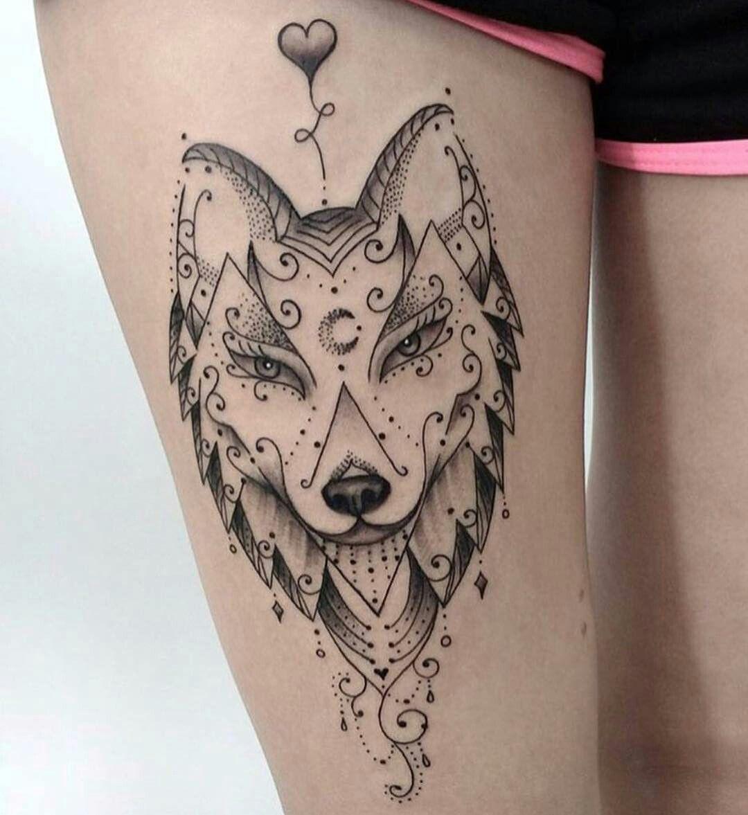 Tatuagem feminina de Katri Heinänen em Tattoo Tatuagem
