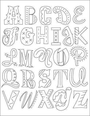 BUNDLE - Alphabet Sampler
