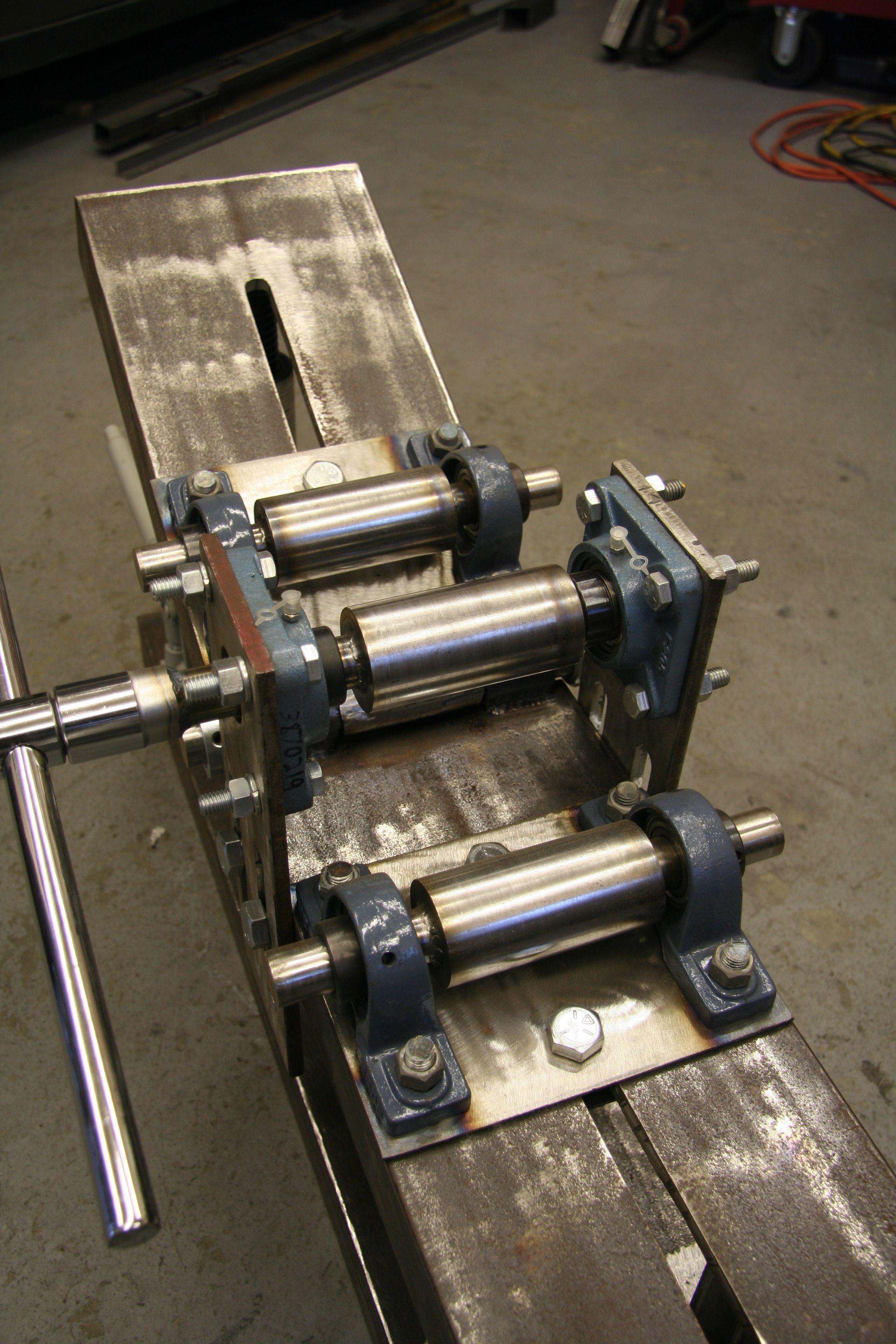Bent Outta Shape Metal Bender Metal Bending Tools Welding Table