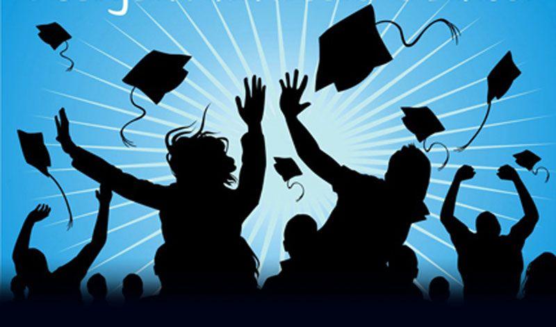 graduated photo background