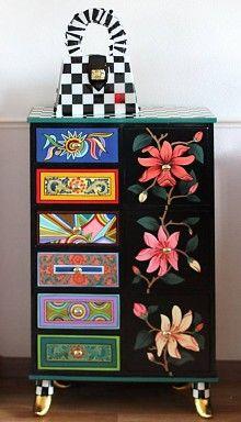 Toms drag cabinet bora toms drag color colori for Mobili colorati design