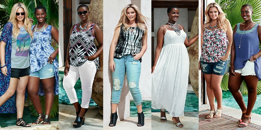 Plus Size Fashion for Juniors