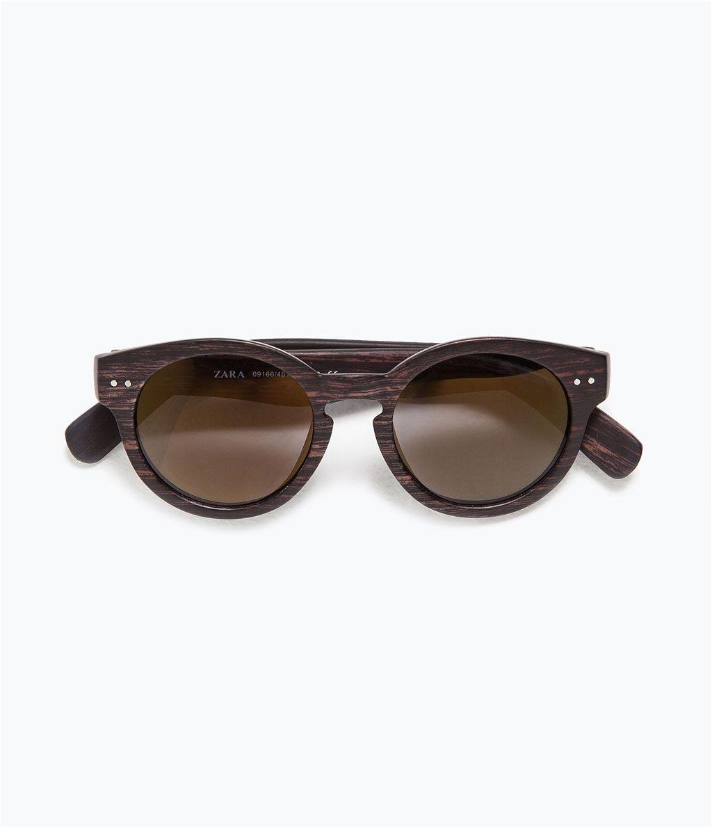 333dc6c4d6 ZARA - HOMBRE - GAFAS DE SOL REDONDAS | Glasses en 2019 | Gafas de ...