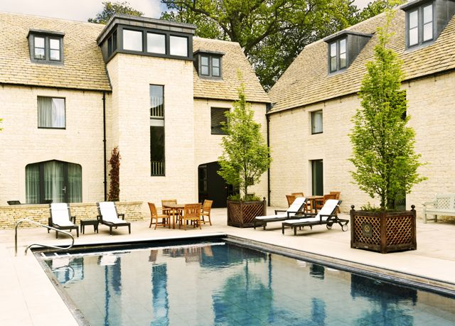 A Salubrious Stay At An Award Winning Five Star Cotswolds Spa Hotel On The Original Cheltenham Racecourse Estate Including Breakfast