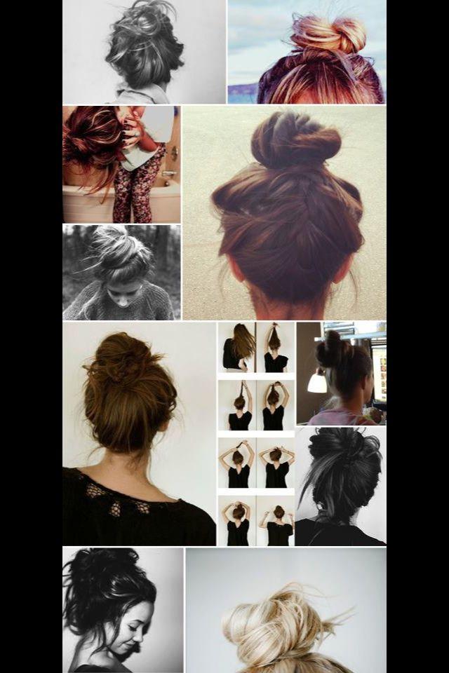 Things To Do On A Bad Hair Day Hair Styles Hair Beauty Hair