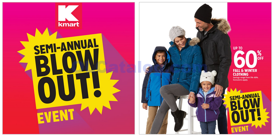 Kmart Weekly Ad Flyer January 20 February 2 2019 Sales Ads Sunday Ads Weekly Ads