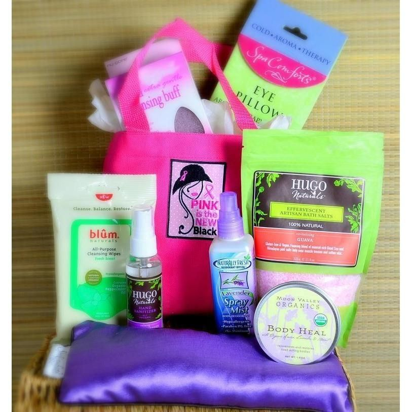 Amazing Christmas Gifts For Her: Get Well Care Gift Relax Spa Girl Basket