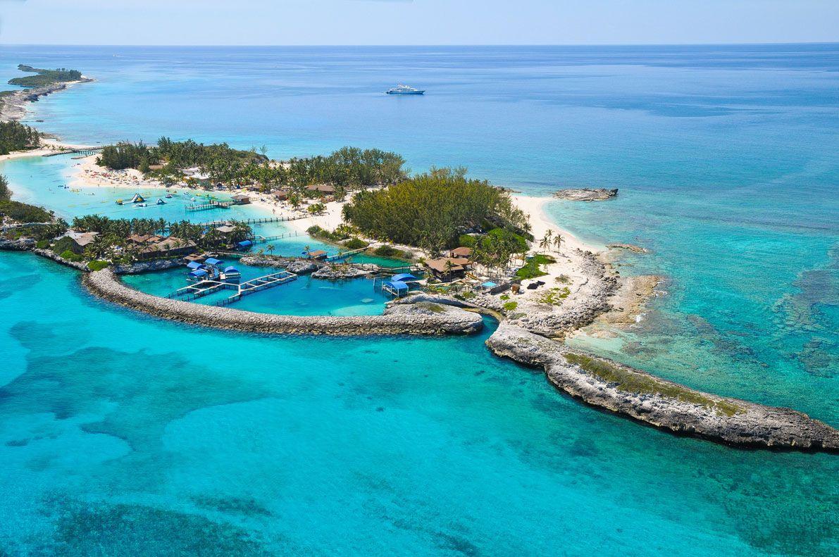 Blue Lagoon Island Nassau The Bahamas 2014 Nassau