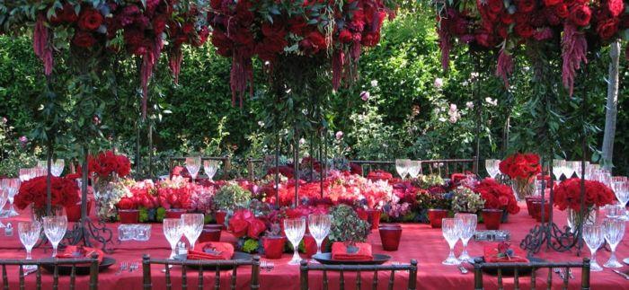 ▷ 1001 + Ideen für Gartenparty Deko zu jeglichen Anlässen ...