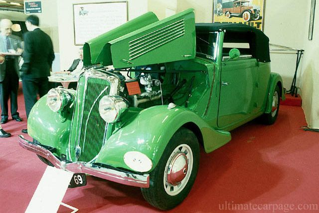 1936 Berliet 11 Cv Type Dauphine Convertible Images Specifications And Information Classic Cars Dauphine Cars Trucks