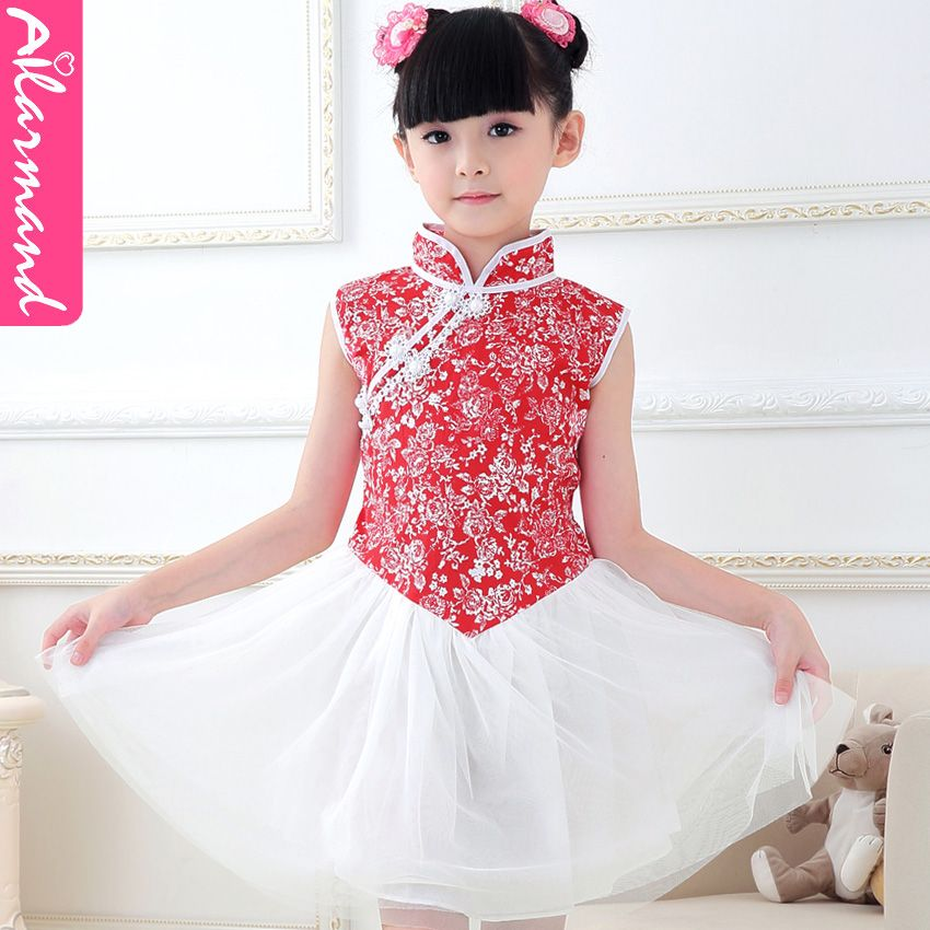 Aila Man Kids 2013 summer girl child ethnic Chinese style retro ...