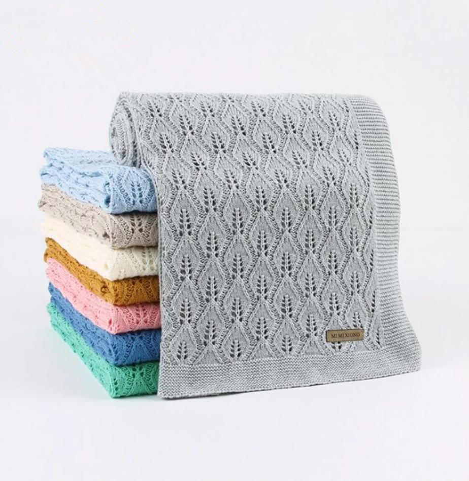 Pin By Tiggy S Boutique On Tiggy S Nursery Home Cotton Baby Blankets Knitted Baby Blanket Baby Knitting