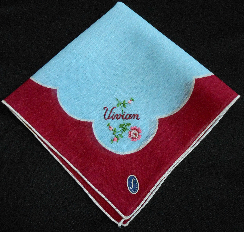 Hankie Vintage Solid White Wedding Hankie Drawn Embroidery Unused New